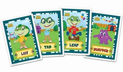 Leapfrog Factory Adventures Learning Letter Games Tad