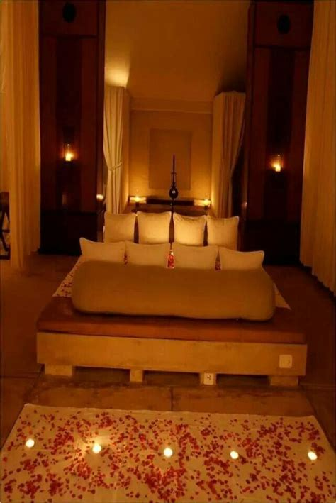 romantic bedroom ideas  wedding night images  pinterest bedroom ideas romantic