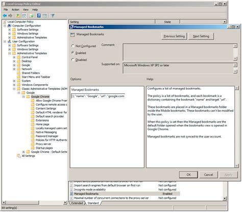 policies chromium gpo json option complex windows strings editor registry