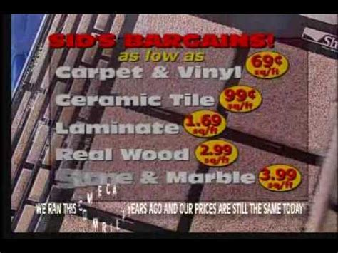 Sid S Carpet Barn by Sid S Carpet Barn Commercial 15sec