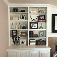 bookshelf decorating ideas Bookshelf Décor Ideas - DIY Inspired