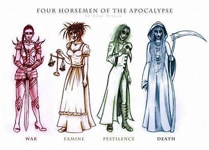 Horsemen Apocalypse Four Prince Costume Deviantart Rina