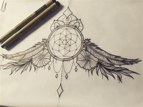disegni di fiori bellissimi disegni belli e un idea per un tatuaggio acchiappasogni