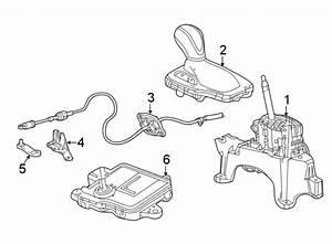 Chevrolet Corvette Automatic Transmission Control Module