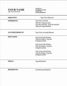 search results for format of resume for job application With first job resume template free