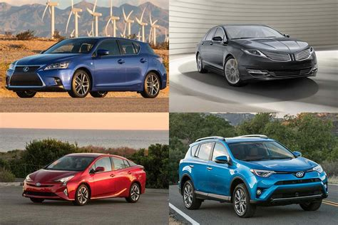 Great Hybrid Cars by 6 Great Cpo Hybrid Cars 25 000 For 2019 Autotrader