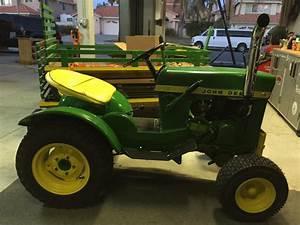 1967 John Deere 110 - John Deere Tractor Forum
