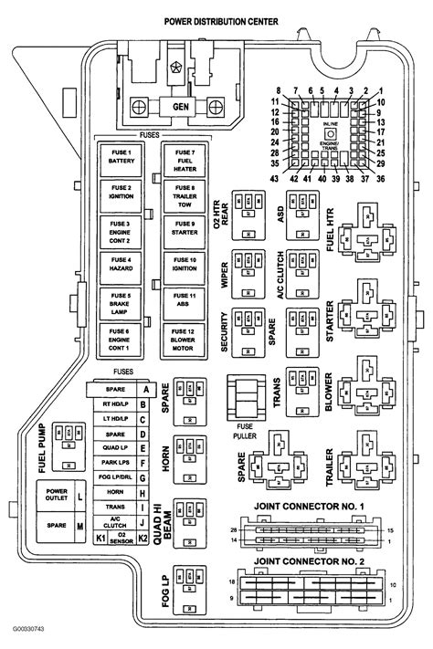 dodge ram  tail light wiring diagram wiring