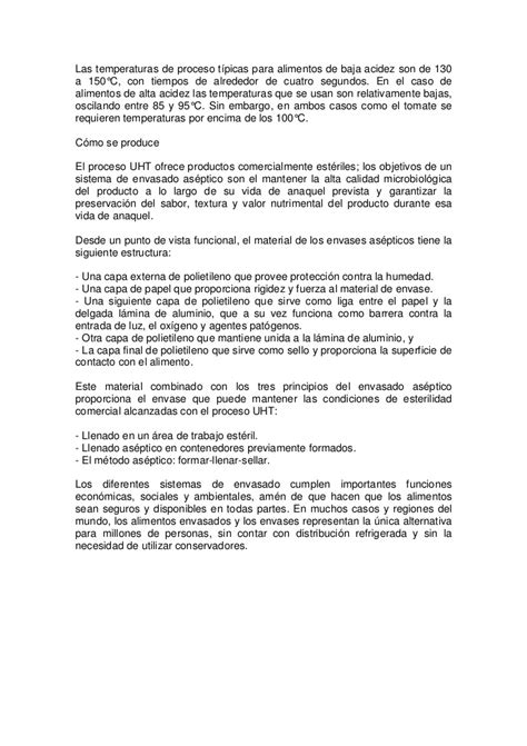 ENVASADO ASEPTICO EN ALIMENTOS PDF