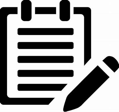 Icon Report Status Subject Analysis Svg Weekly