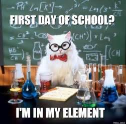 First Day School Memes