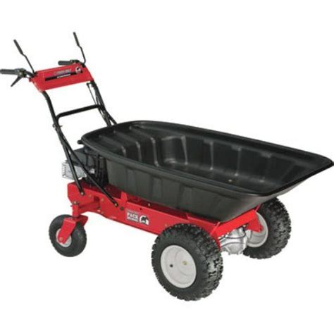 Beneficial Motorized Garden Cart  Gardening Equipment