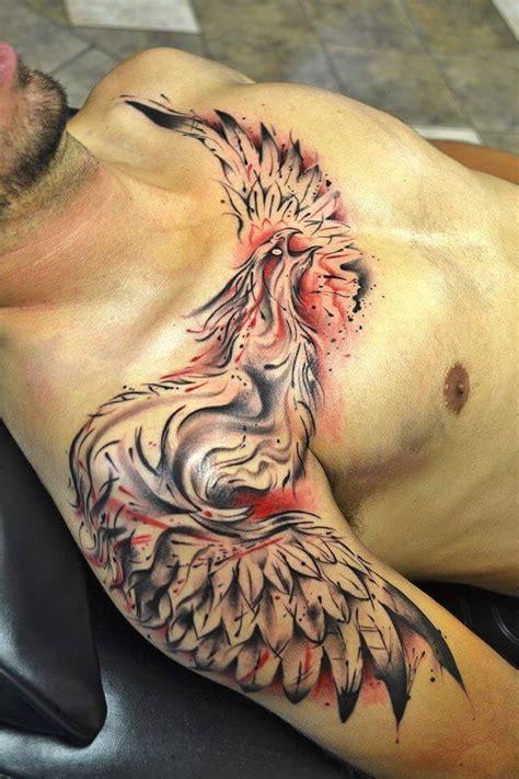 tatouages de phoenix  leur signification