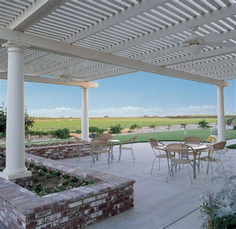 aluminum lattice patio covers outdoor pergola lattice