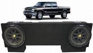 Asc Package Chevy Silverado 01