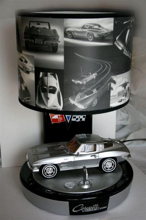 vintage  corvette sting ray lamp pinterest