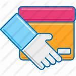 Delivery Icon Parcel Order Package Delivered Send
