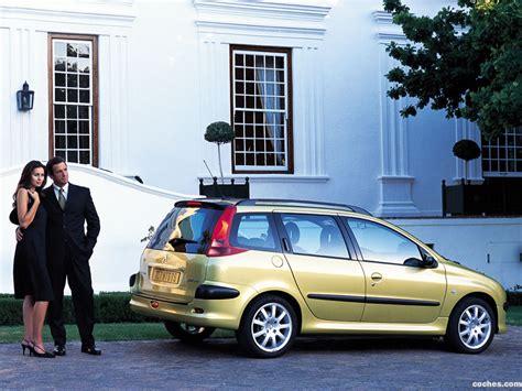 Fotos De Peugeot 206 Sw 2003 Foto 3