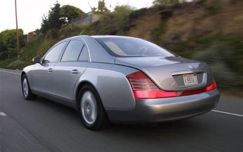 download car manuals 2004 maybach 62 transmission control used 2004 maybach 57 for sale pricing features edmunds