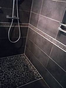 Carrelage Pour Douche Italienne : bricolage de l 39 id e la r alisation salle de bain ~ Dailycaller-alerts.com Idées de Décoration