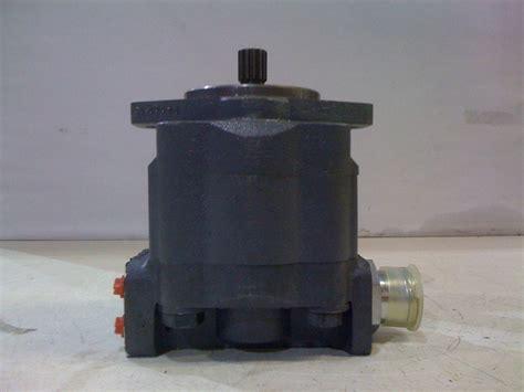 ford backhoe hydraulic pump    ennba  finney equipment  parts