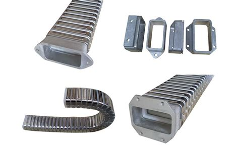Dgt Type 52*102 Machine Electric Wire Flexible Duct