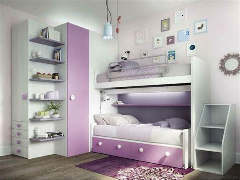 lit superposé fille armoire lit escamotable et lits superpos 233 s chambre d enfant