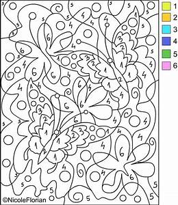 color by number flower coloring pages - nicole 39 s free coloring pages color by number coloring