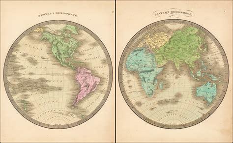 western hemisphere  eastern hemisphere barry lawrence