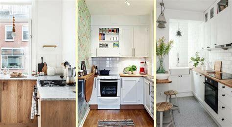 les plus belles petites cuisines cuisine 15 bons conseils pour l aménager