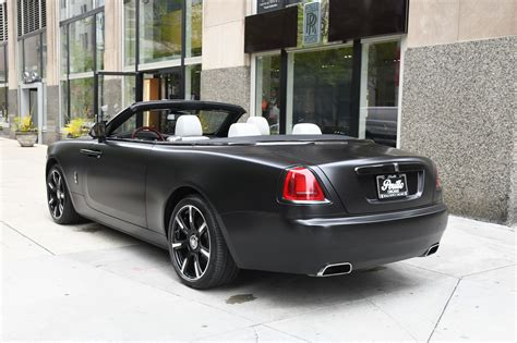 Personalised number plate mrr 168w included in sale, unique park view velvet interior, good condi. For sale : Rolls-Royce Dawn - Chicago Exotic Car Dealer ...