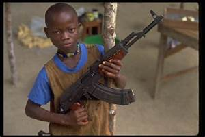 Child Soldiers, Including Girls | New Africa Business News