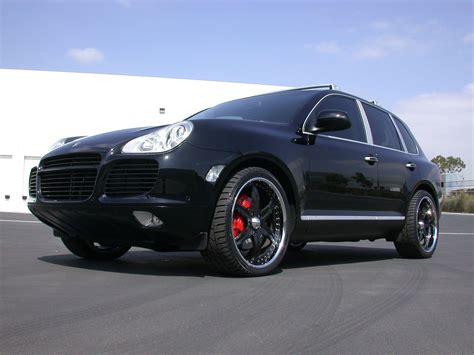 Porsche Cayenne Photo by Porsche Cayenne Turbo Photos Photogallery With 76 Pics