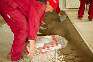 Rekonstrukce betonové podlahy