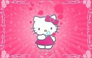 Hello Kitty Full HD Fondo de Pantalla and Fondo de ...