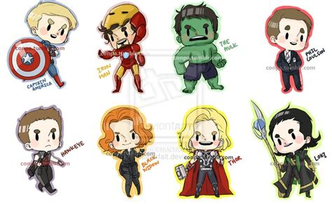 1000+ Images About The Avengers On Pinterest