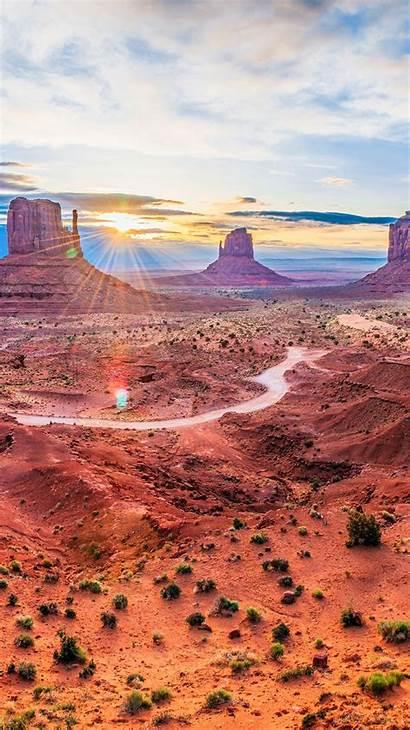 Iphone Desert Grand Canyon Nature Arizona Road