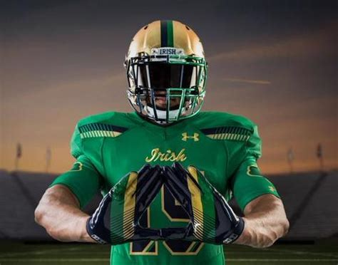 shamrock series uniforms unveiled news game day