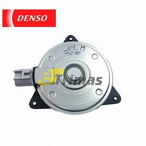 Genuine Denso Proton Gen 2 Persona Saga Blm Auto Type Radiator Fan Motor