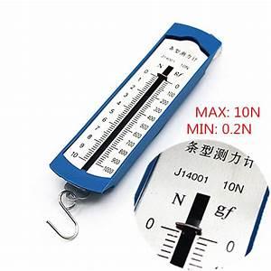 Newtonmeter Berechnen : buy 10n newton meter force gauge bar box spring dynamometer balance physics ~ Themetempest.com Abrechnung