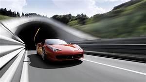 Super Yellow Ferrari HD Wallpaper HD Hd Ferrari Car