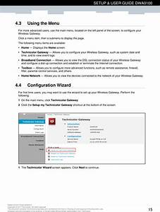 Mitrastar Technology Dwa0100 Media Access Gateway User