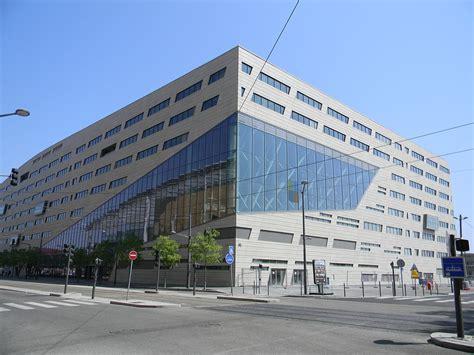 siege banque rhone alpes la confluence wikipédia