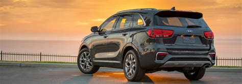2019 Kia Sorento Trim Levels by Similarities And Differences Of The 2019 Kia Sorento Trim