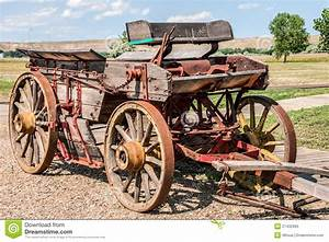 Buckboard Wagon Royalty Free Stock Photo - Image: 27432995