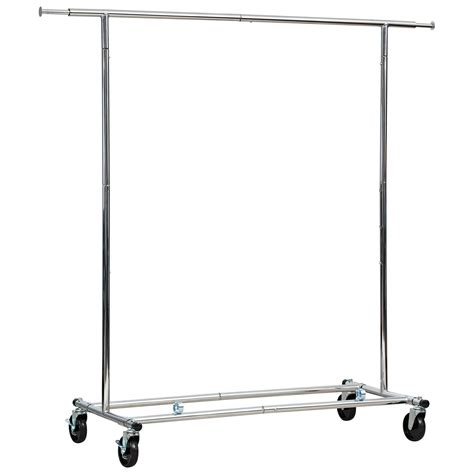 heavy duty clothes rack heavy duty garment rack from storage box