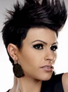 Damen Frisur Irokese Friseur