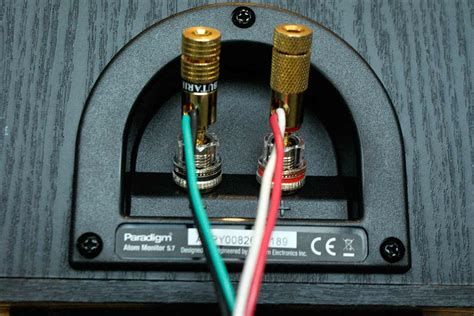 Wiring Speaker Cord 1 4 by How To Connect A Stereo System Stereo Barn