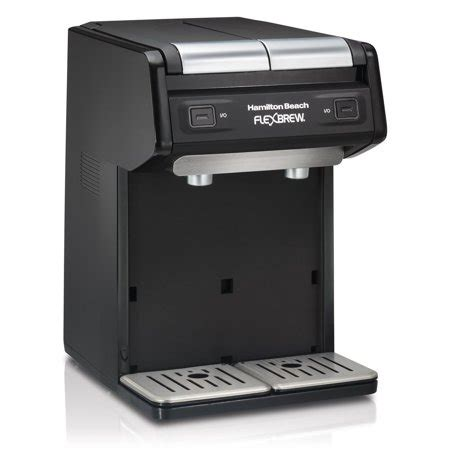 4.2 out of 5 stars with 1039 ratings. Hamilton Beach Dual FlexBrew Single Serve Pods Grounds Coffee Maker Machine   Walmart Canada