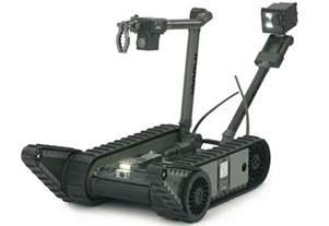 PackBot Military Robot